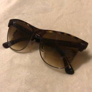 Ray-ban club master sunglasses. Perfect condition